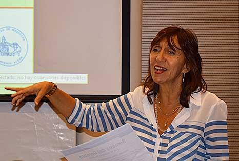 Entrevista a Silvia Kochen, directora del Centro de Medicina Traslacional del Hospital El Cruce de Florencio Varela
